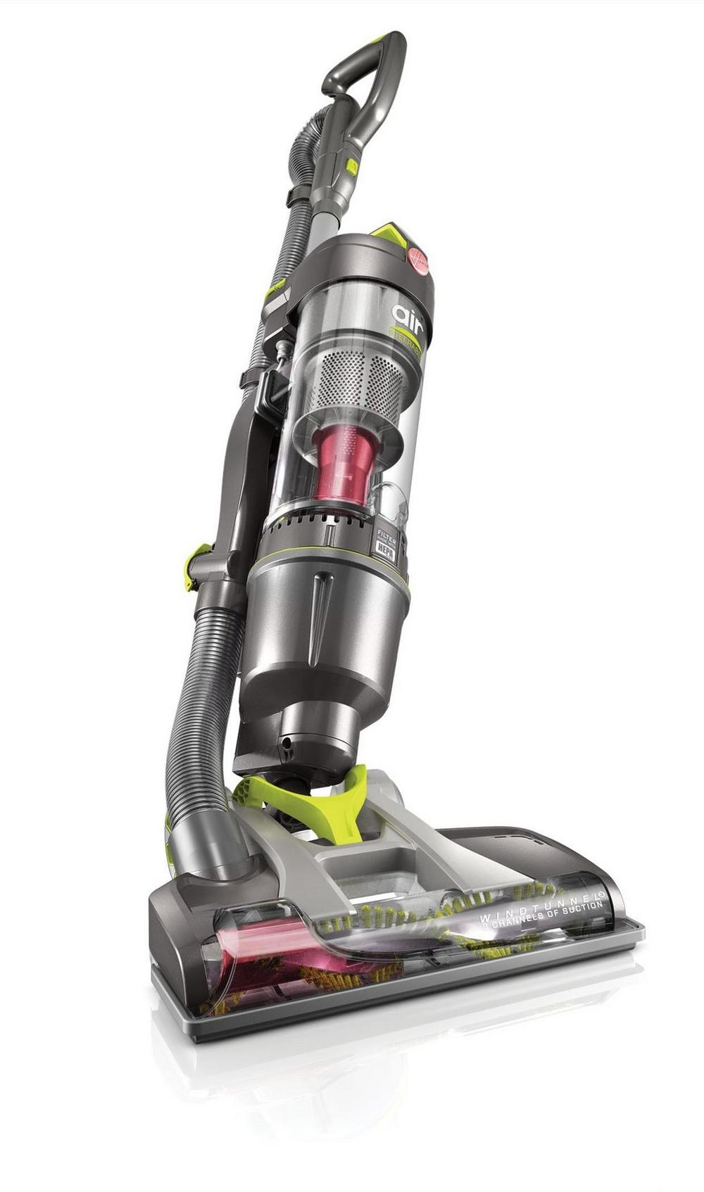 Reconditioned WindTunnel Air Steerable Upright Vacuum2