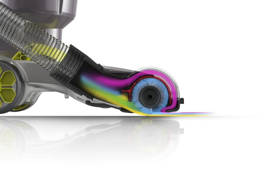 Reconditioned WindTunnel Air Steerable Upright Vacuum6