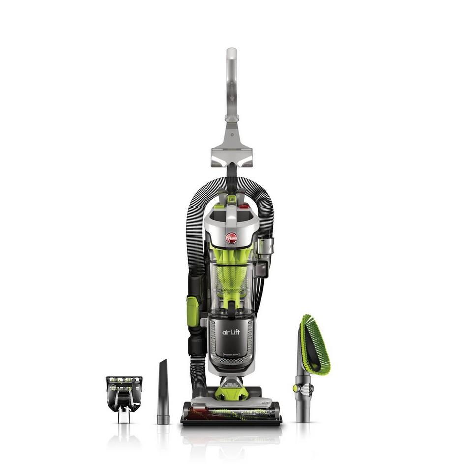 Air Lift Steerable Upright Vacuum