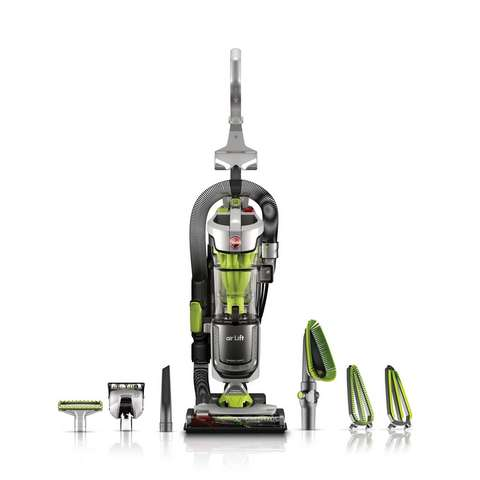 Air Lift Deluxe Upright Bagless Vacuum Cleaner - UH72511CA