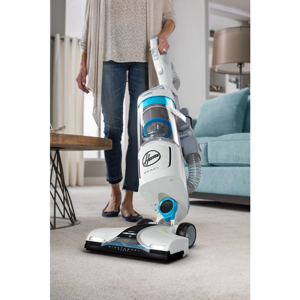 REACT Upright Vacuum  - UH73105PC