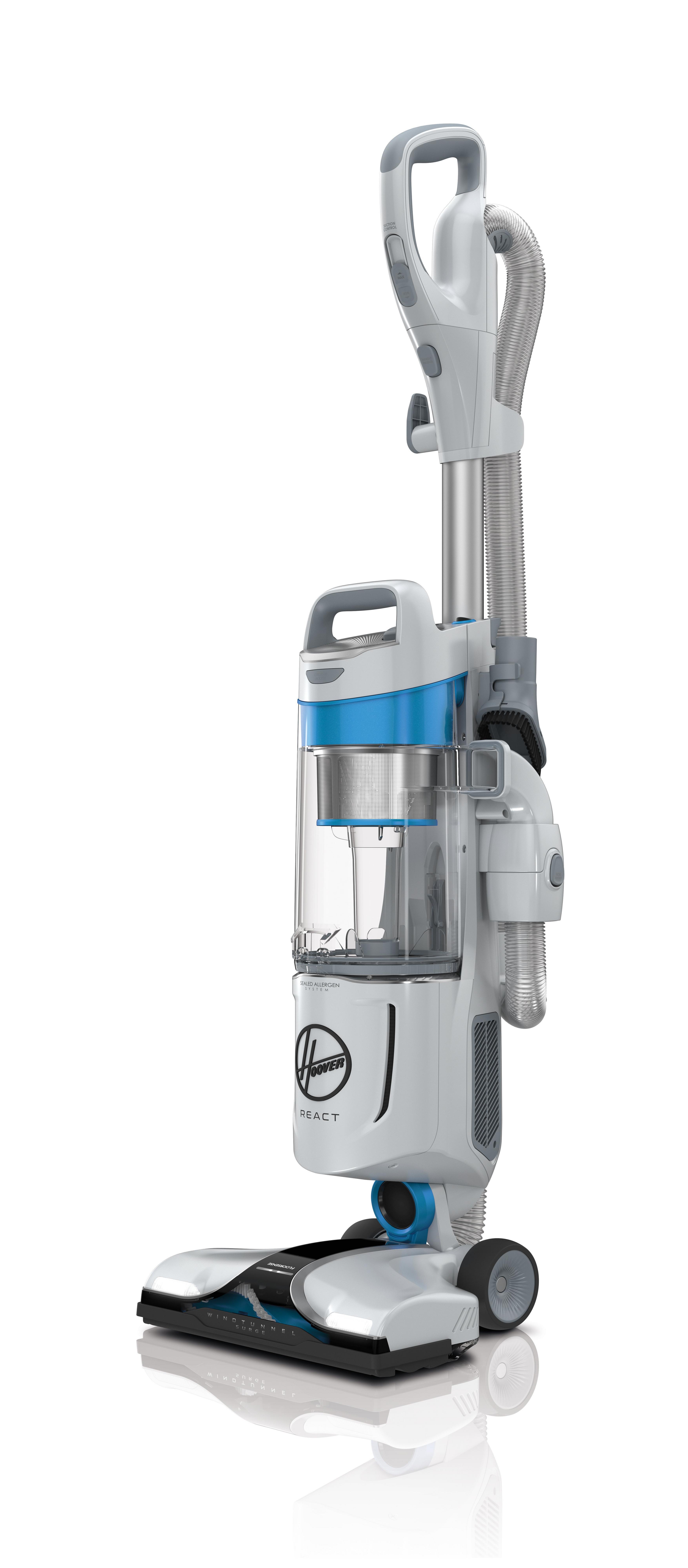 REACT Upright Vacuum13