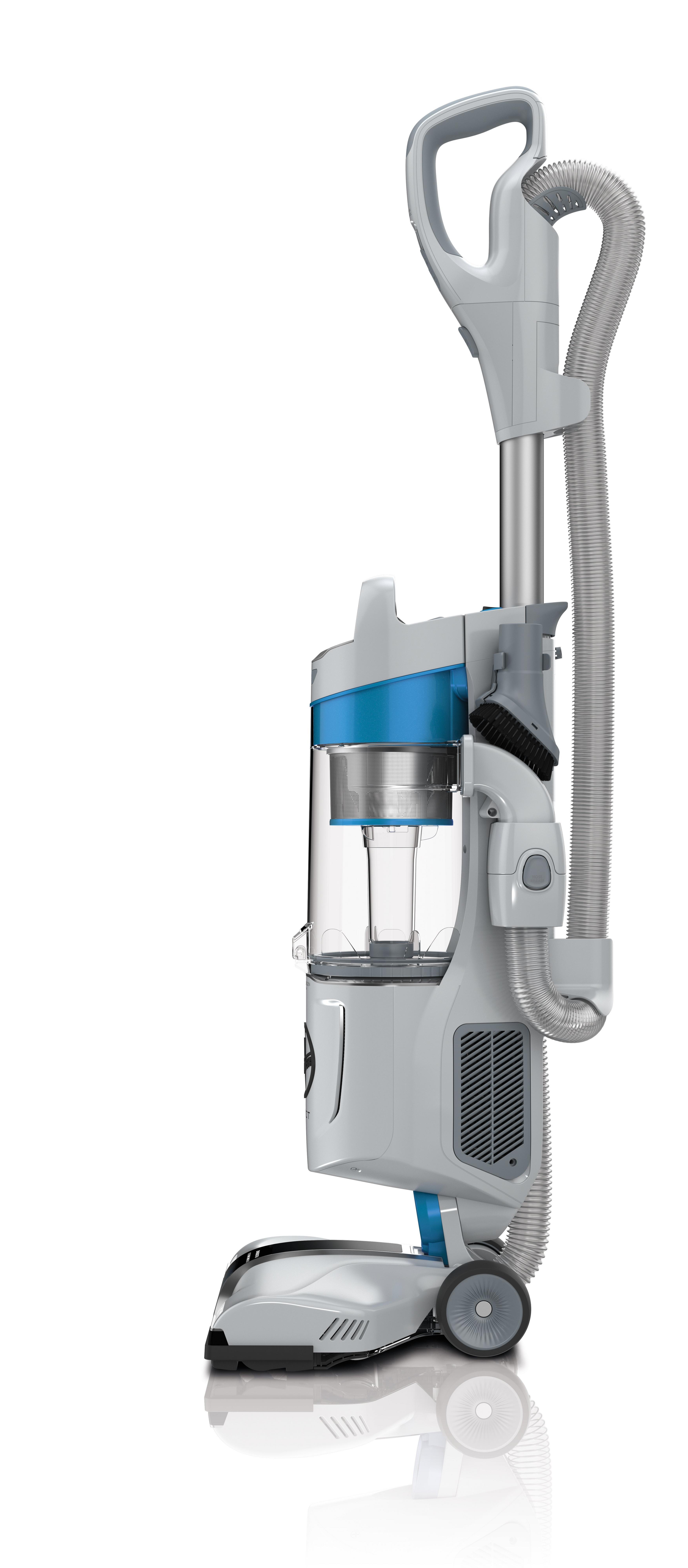 REACT Upright Vacuum12