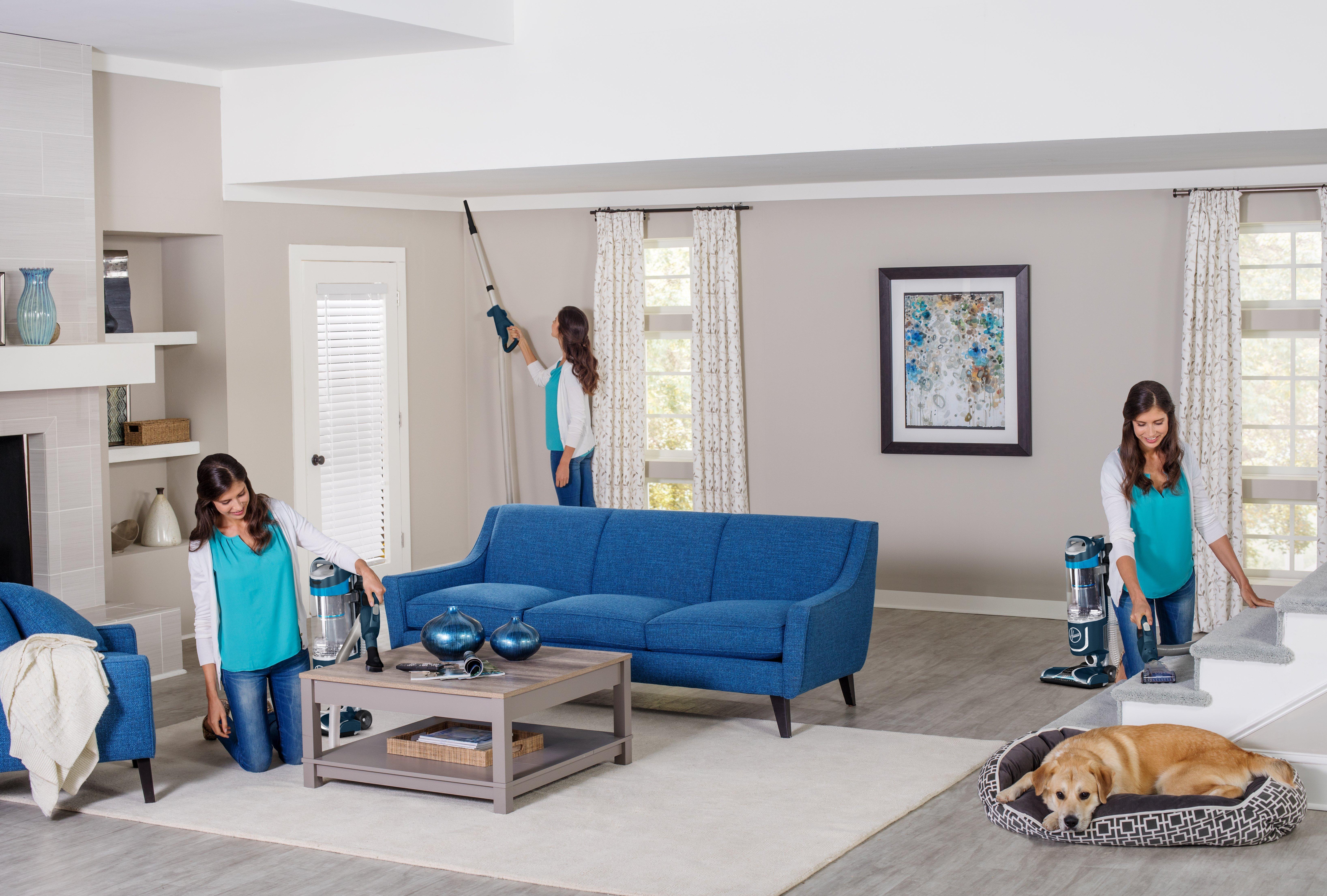 REACT Professional Pet Upright Vacuum4