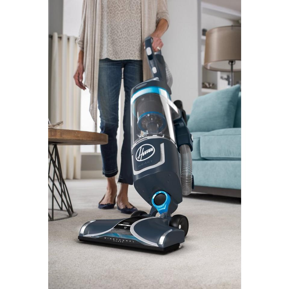 REACT Professional Pet Upright Vacuum - UH73201