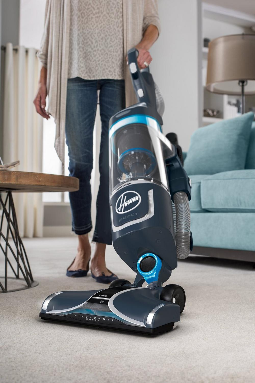 REACT Professional Pet Upright Vacuum6