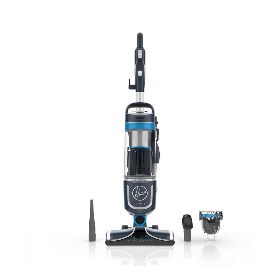 REACT Professional Pet Upright Vacuum