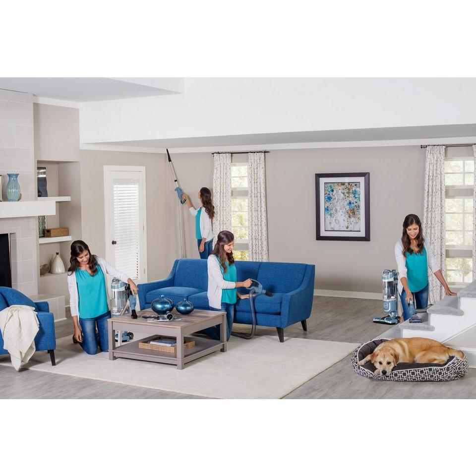 REACT Professional Pet Plus Upright Vacuum - UH73220FDI