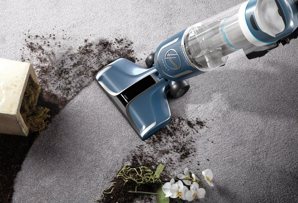 REACT Professional Pet Plus Upright Vacuum3
