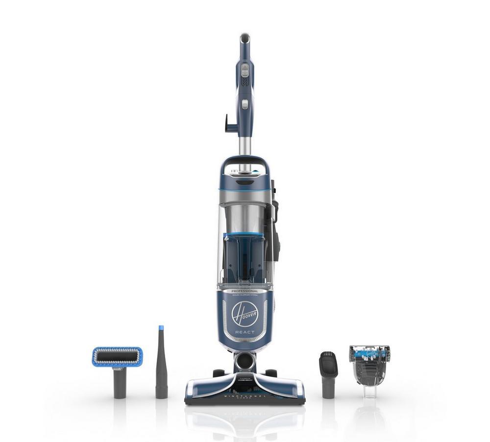 REACT Professional Pet Plus Upright Vacuum