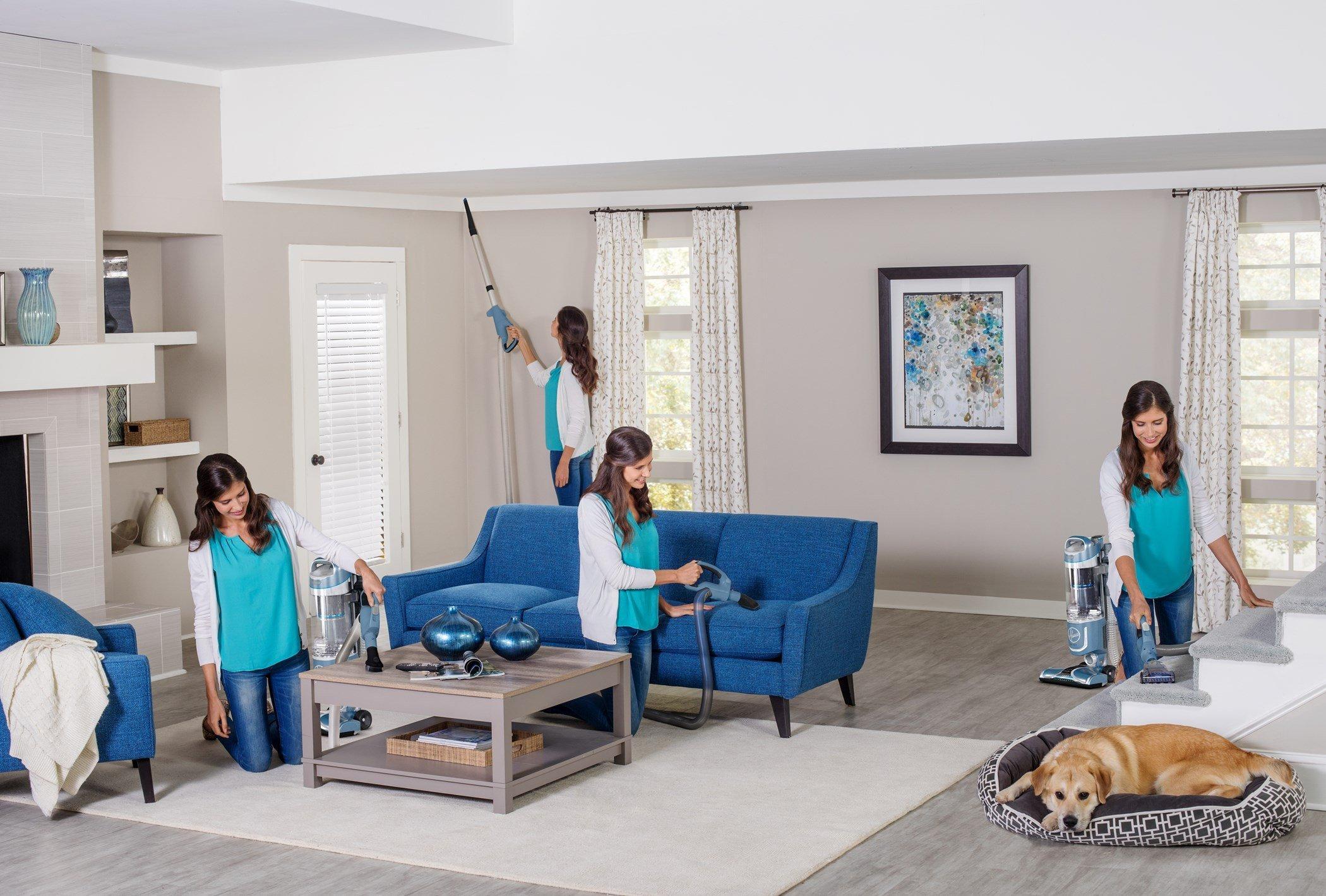 REACT Professional Pet Plus Upright4