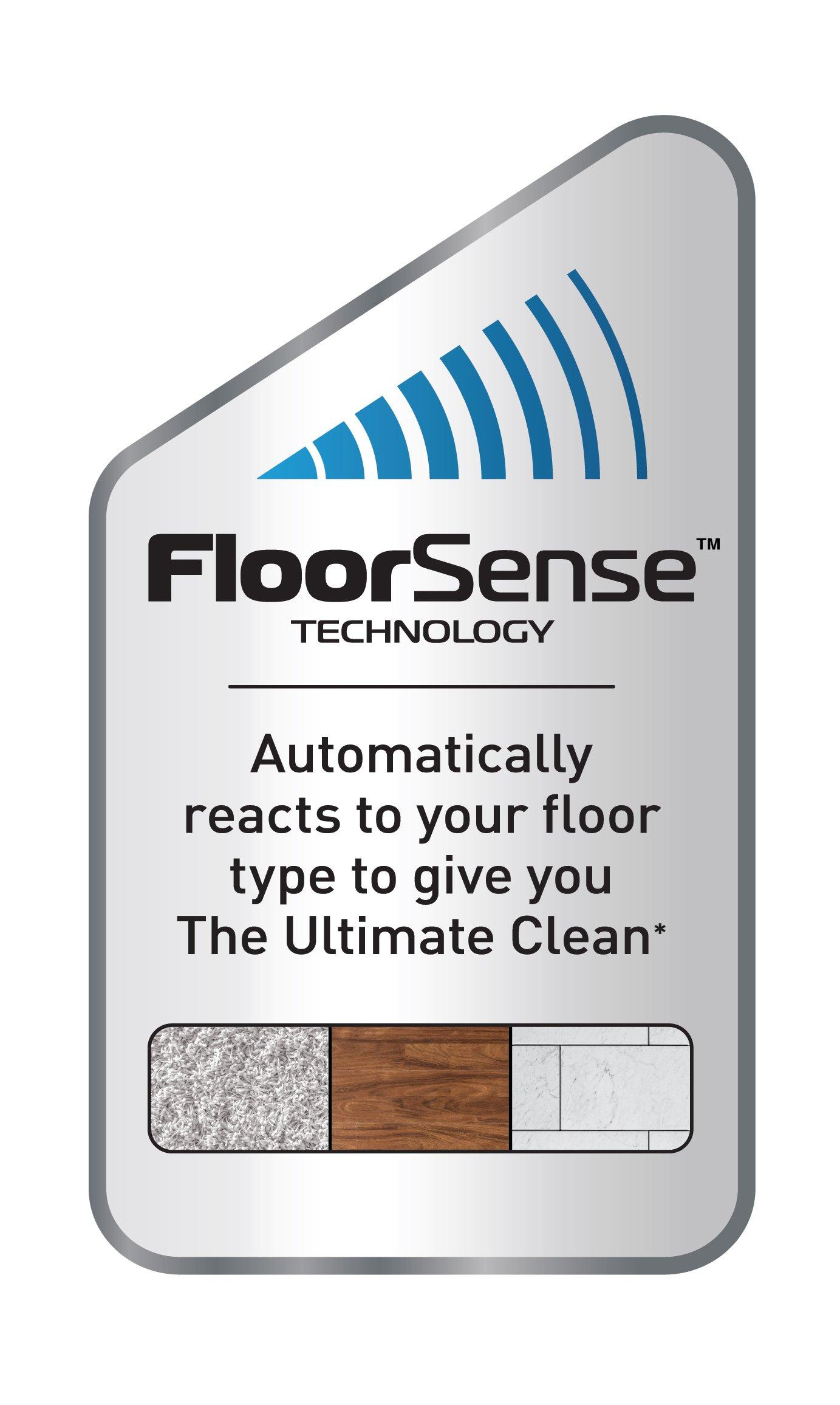 REACT Professional Access Upright Vacuum20