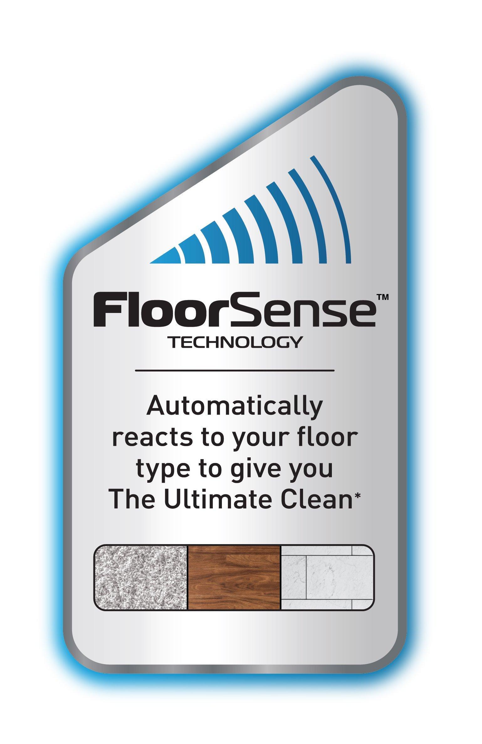 REACT Professional Access Upright Vacuum21