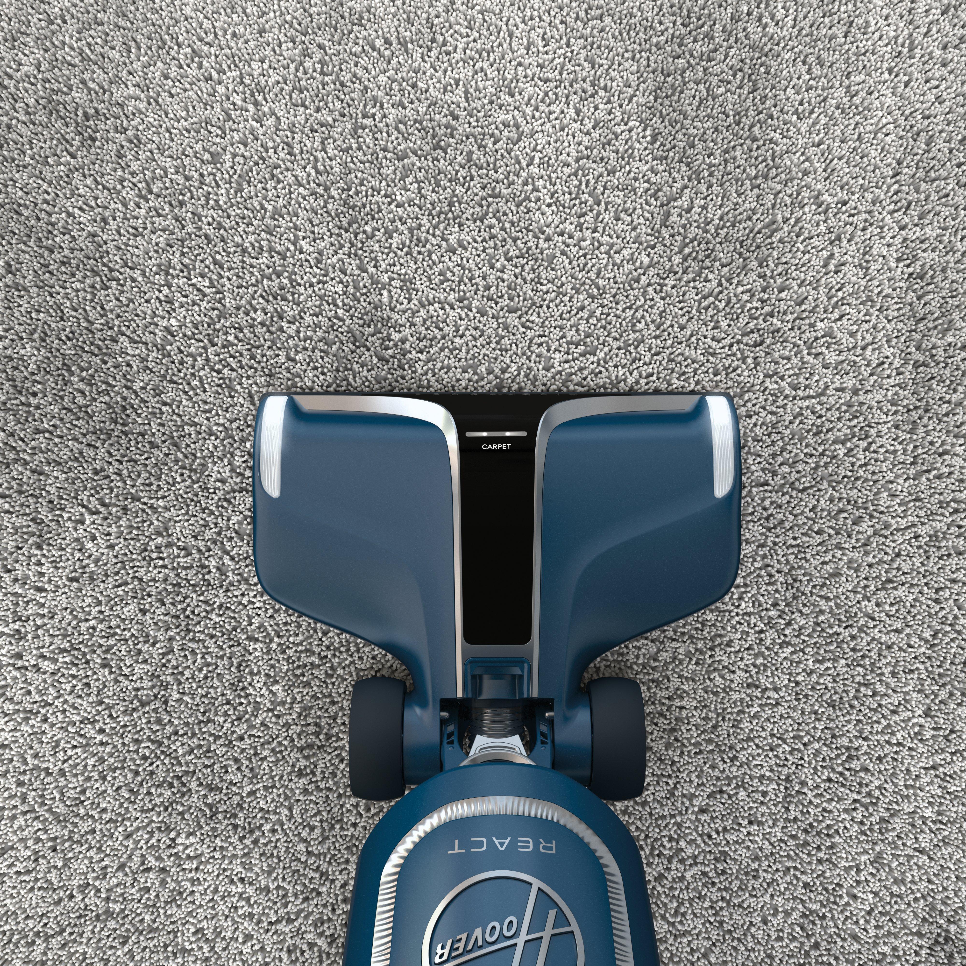 REACT Professional Access Upright Vacuum28
