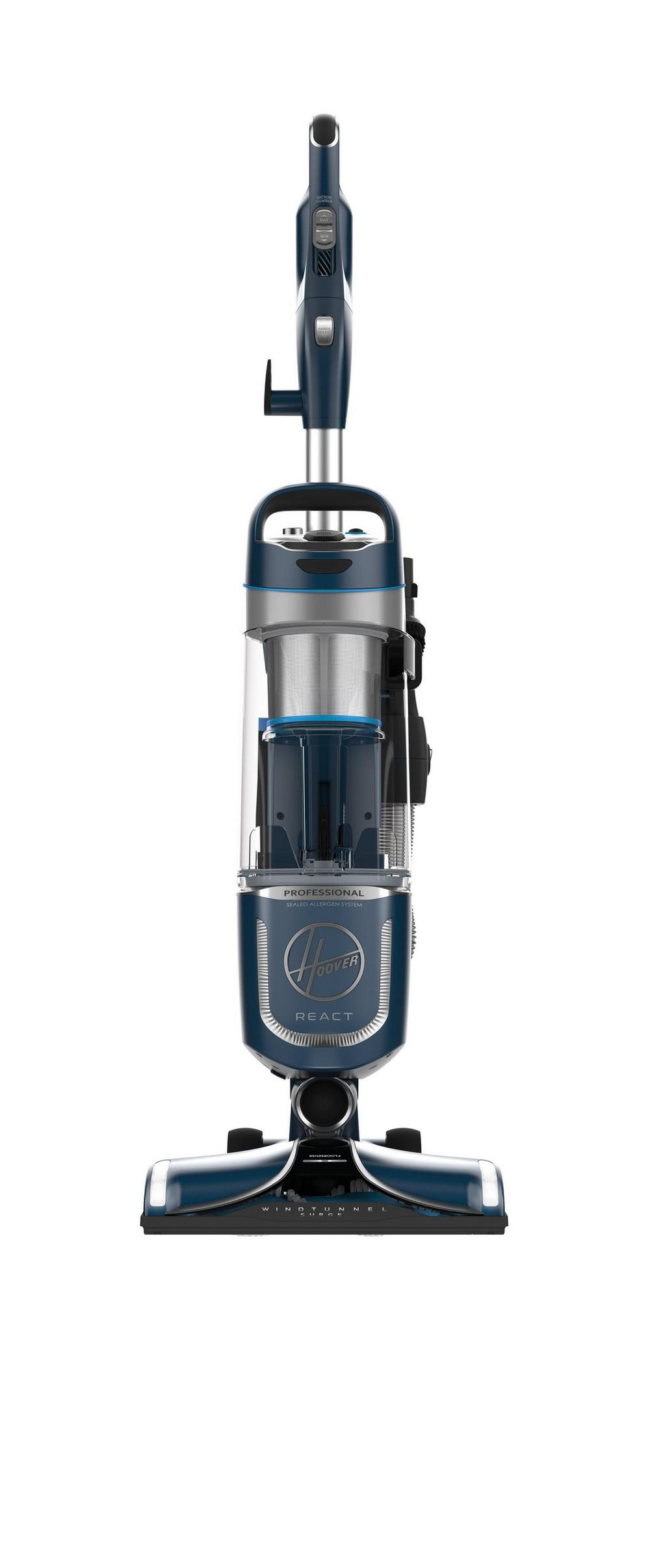 REACT Professional Access Upright Vacuum