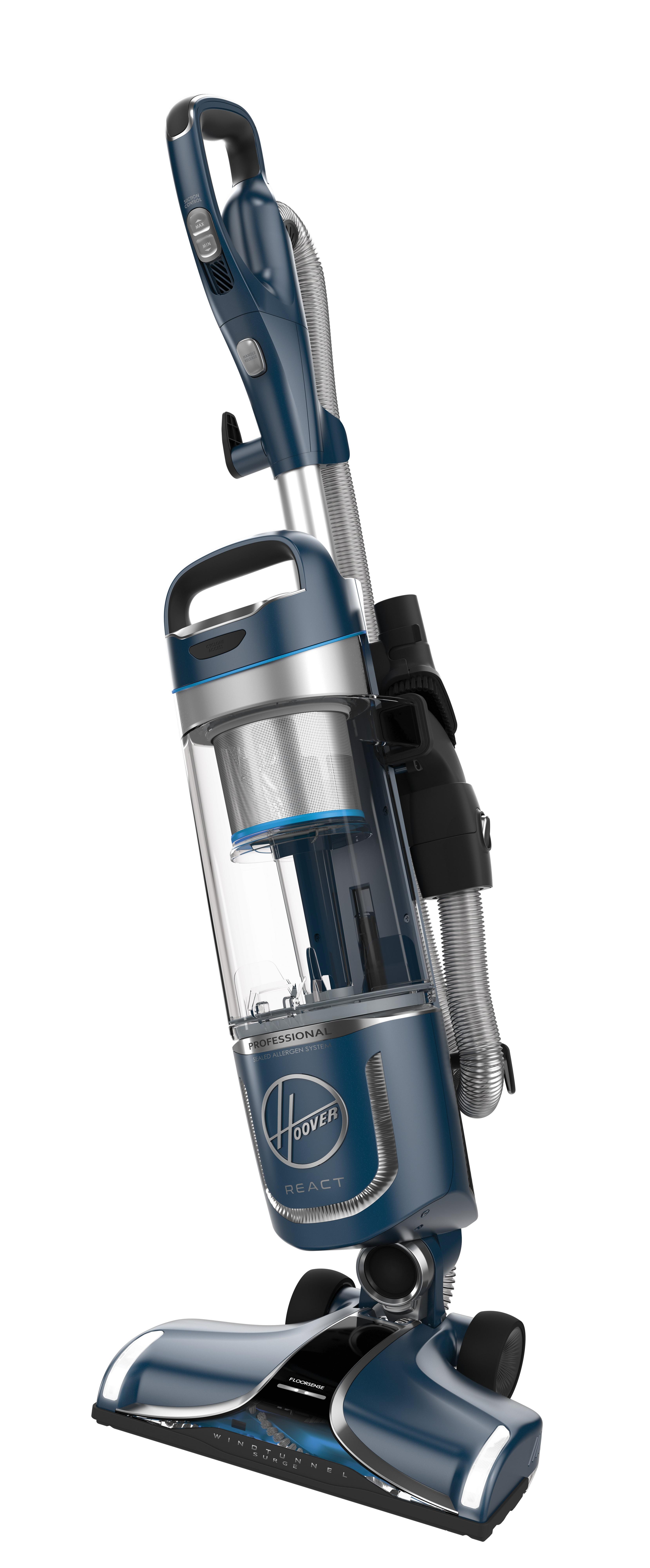 REACT Professional Access Upright Vacuum31