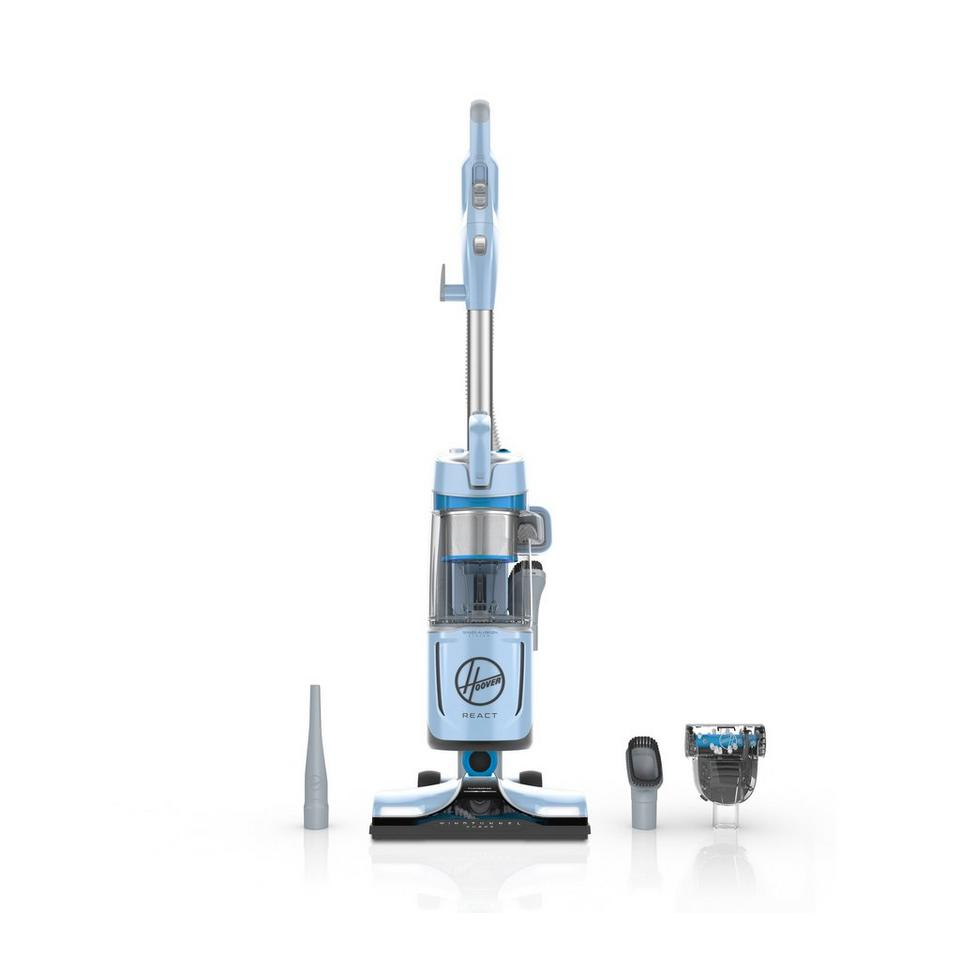 REACT QuickLift Upright Vacuum