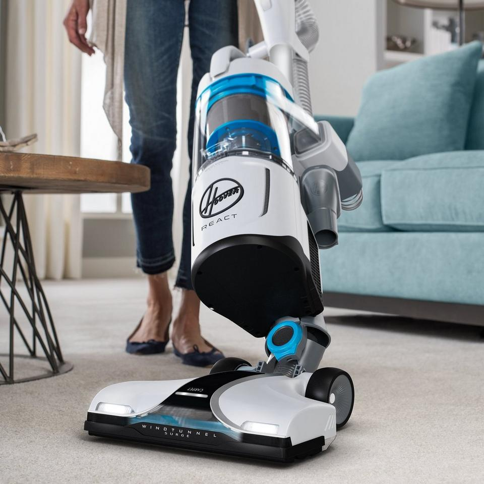 REACT QuickLift Upright Vacuum - UH73301PC