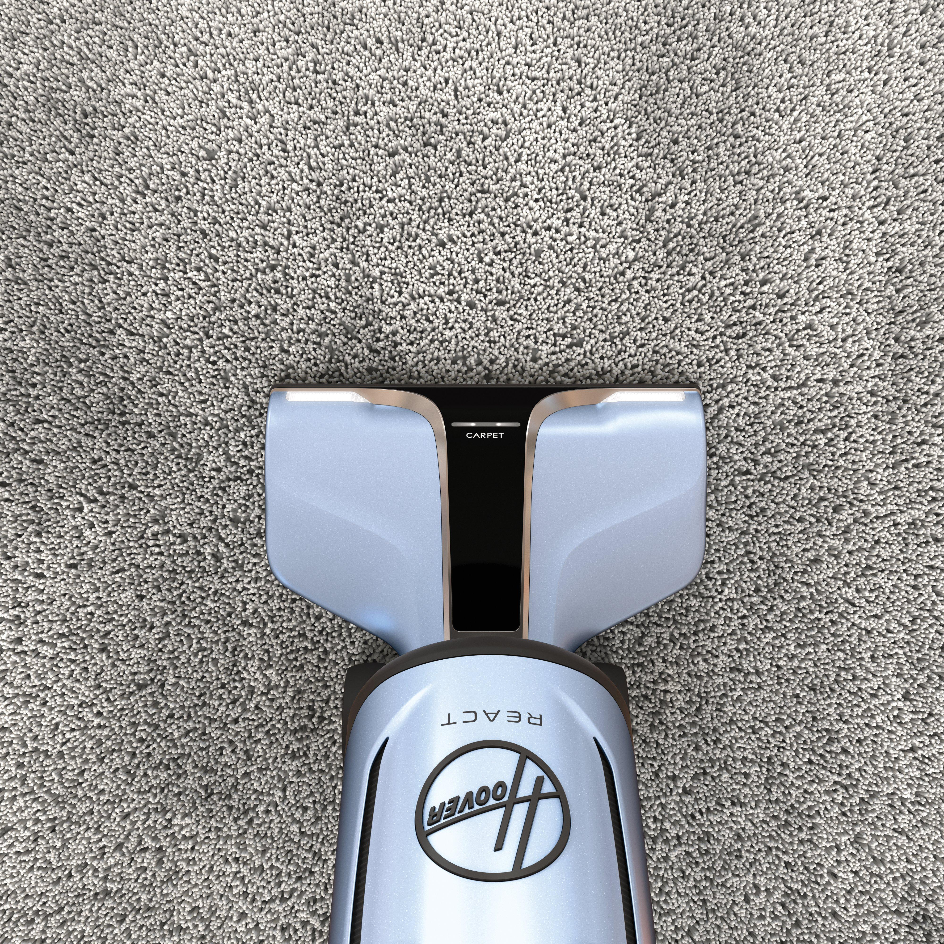 REACT QuickLift Deluxe Upright Vacuum5