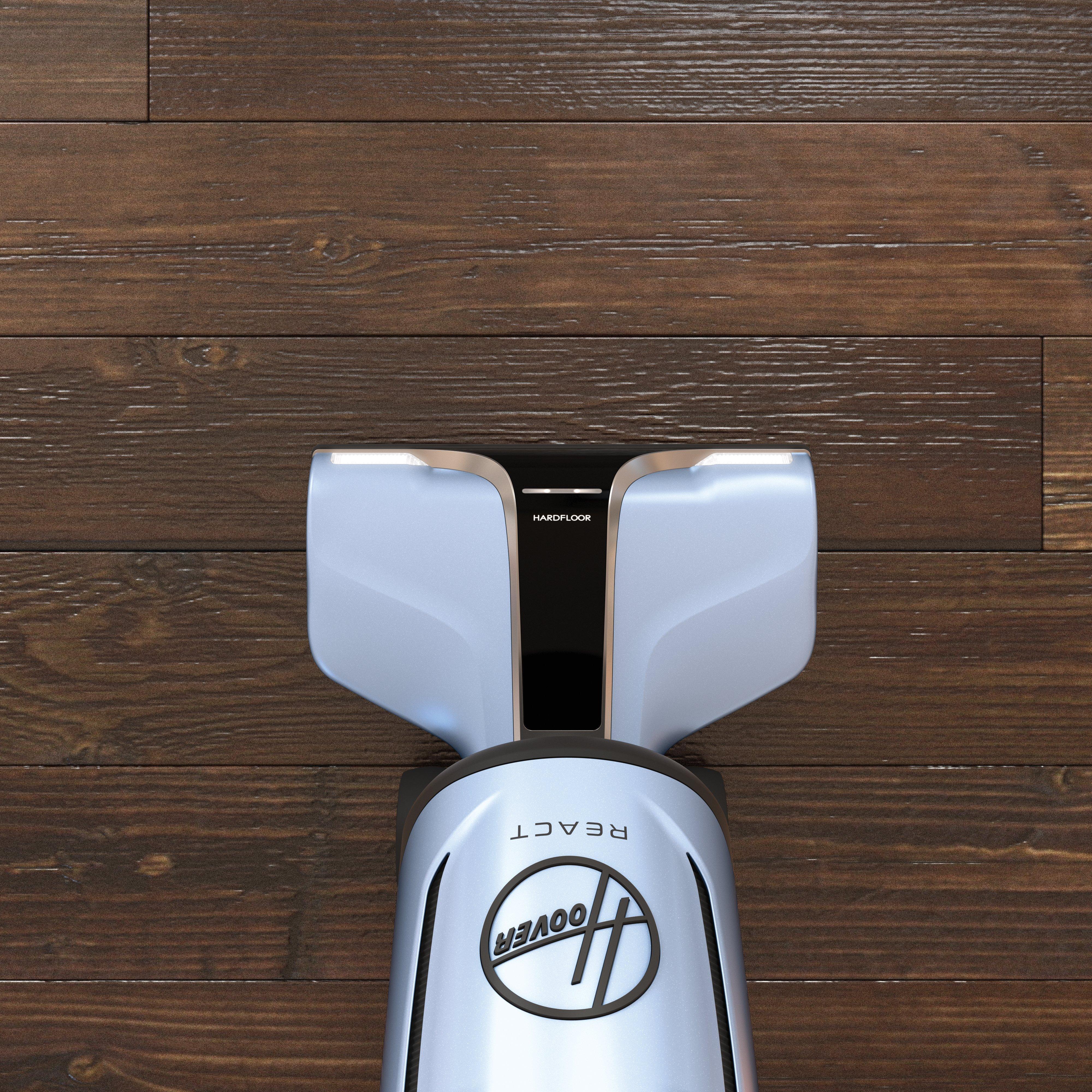 REACT QuickLift Deluxe Upright Vacuum7