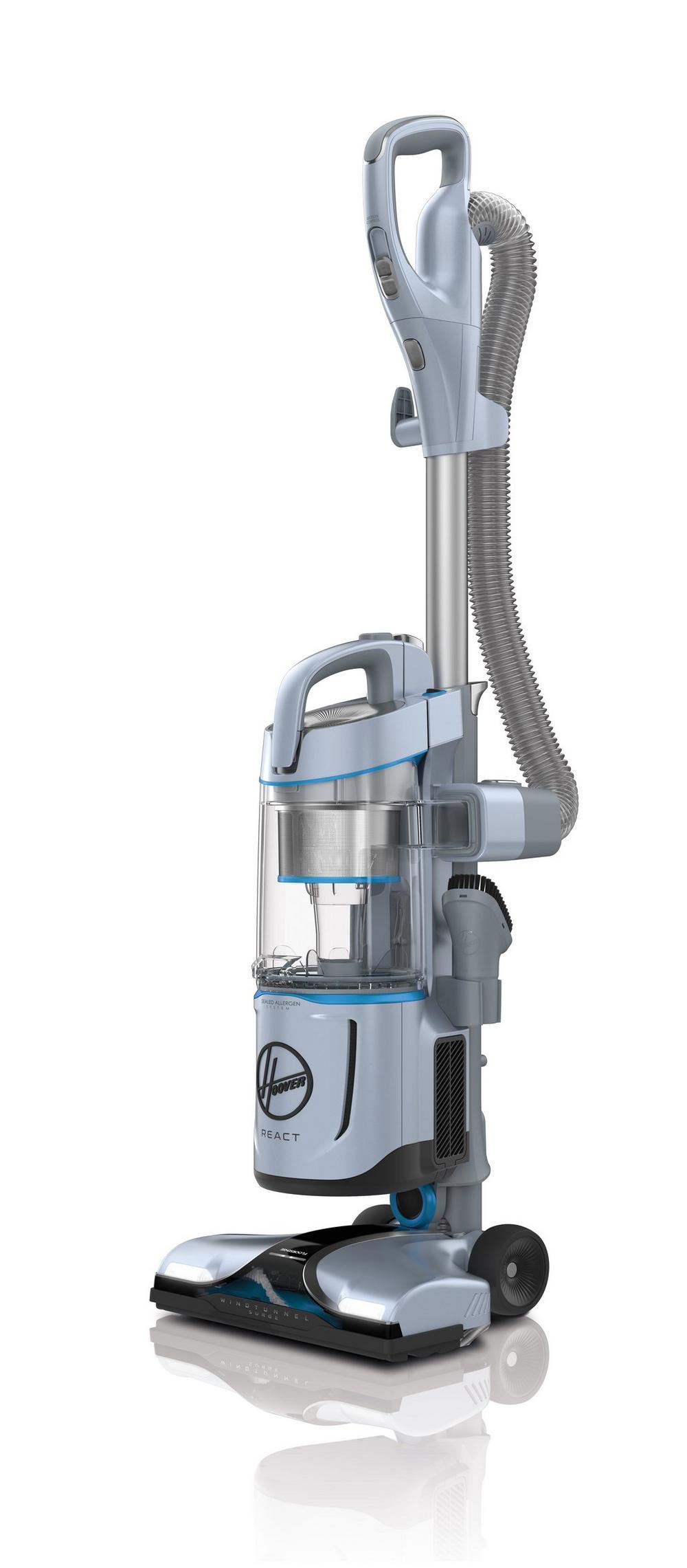 REACT QuickLift Deluxe Upright Vacuum15