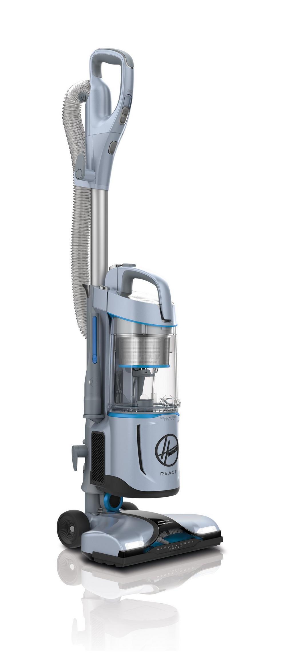 REACT QuickLift Deluxe Upright Vacuum17