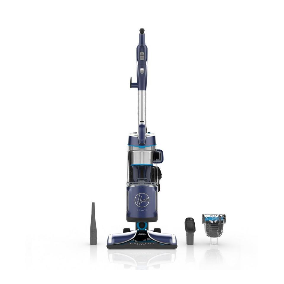 REACT Powered Reach Lite Upright Vacuum - UH73400