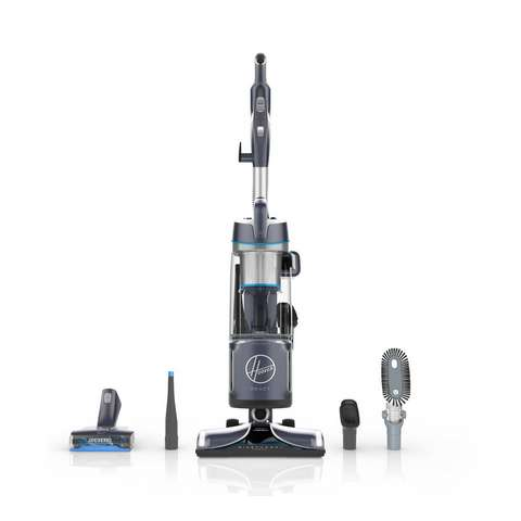 REACT Powered Reach Plus Upright Vacuum, , medium