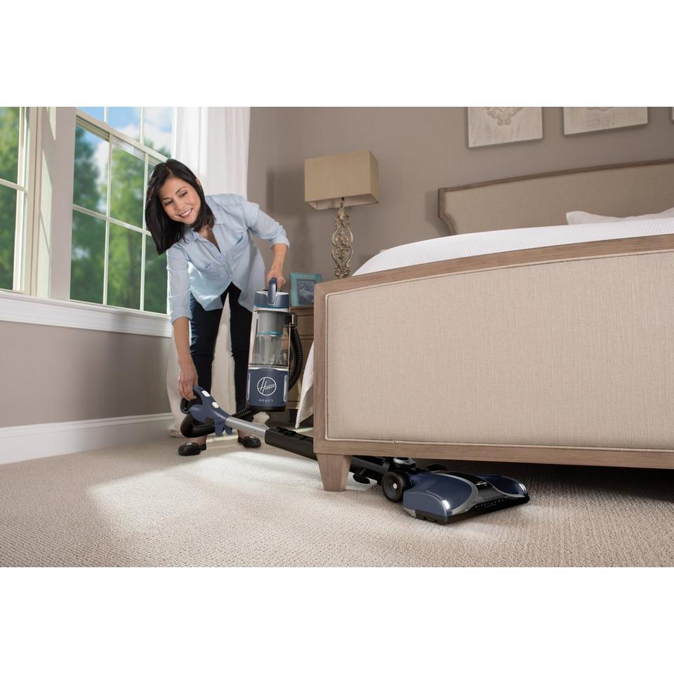 REACT Powered Reach Pet Upright Vacuum - UH73520