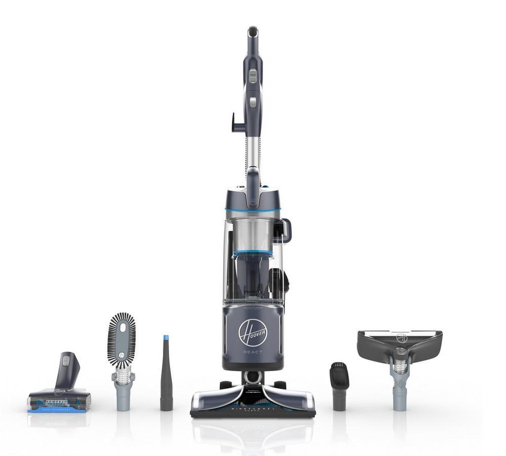 REACT Powered Reach Pro Upright Vacuum