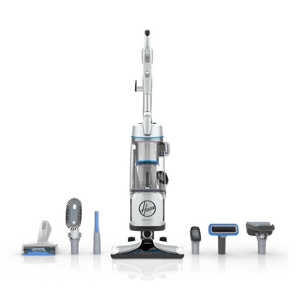 REACT Powered Reach Premier Pet Upright Vacuum - UH73551