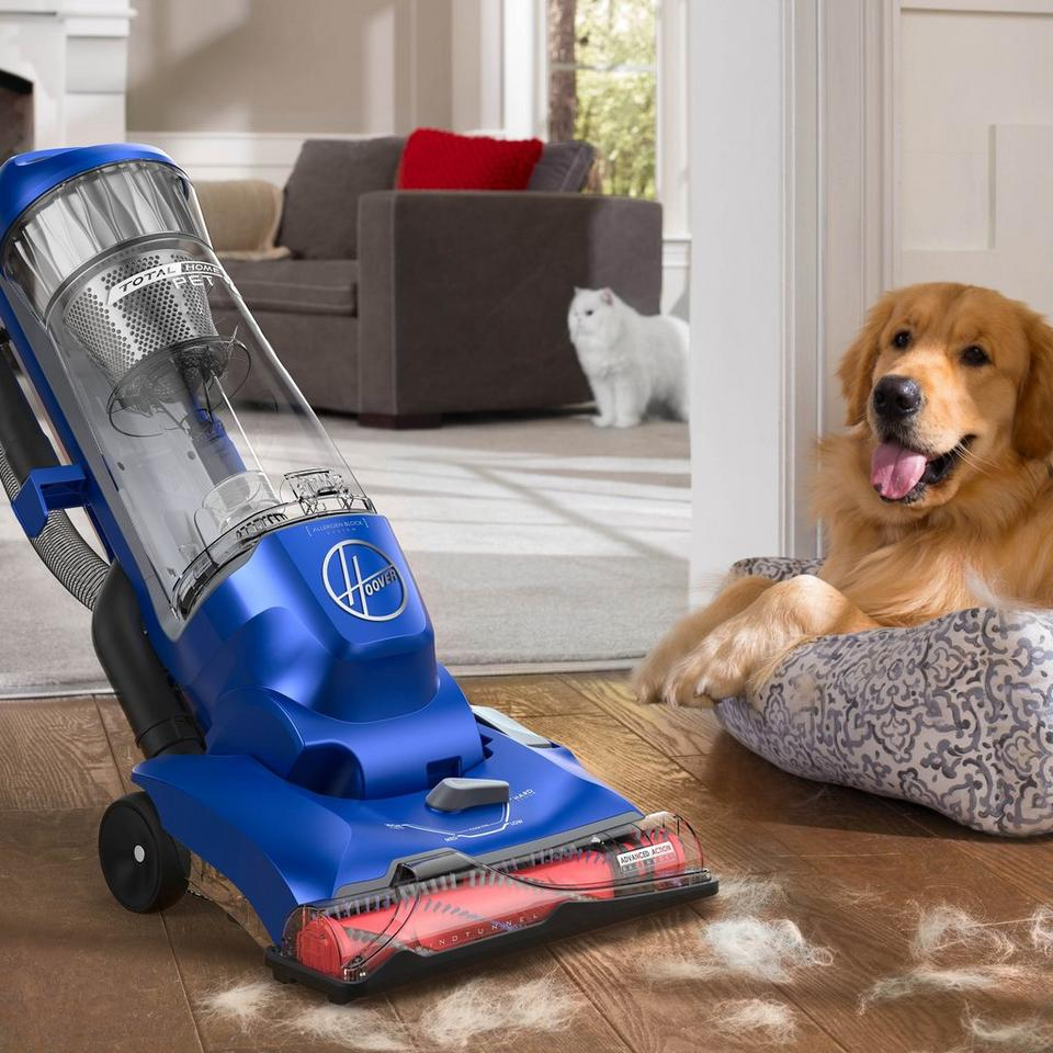 Total Home Pet Upright Vacuum Uh74100 Hoover