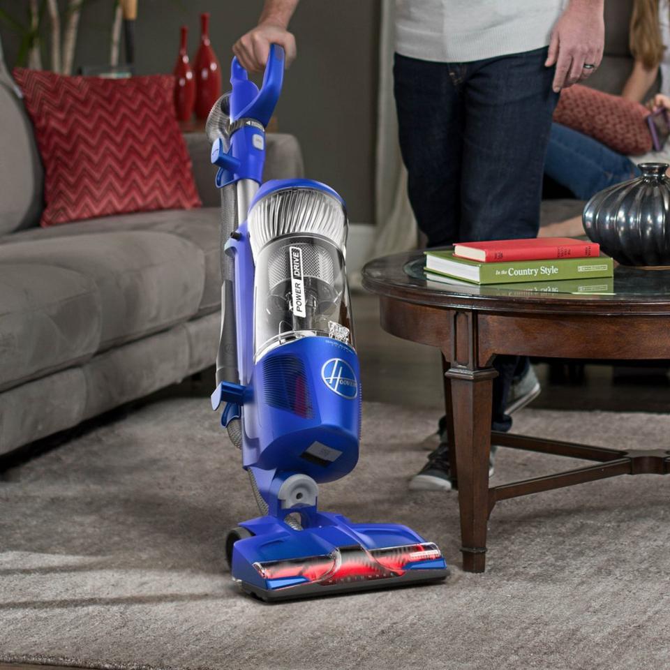 Hoover 174 Powerdrive Upright Vacuum