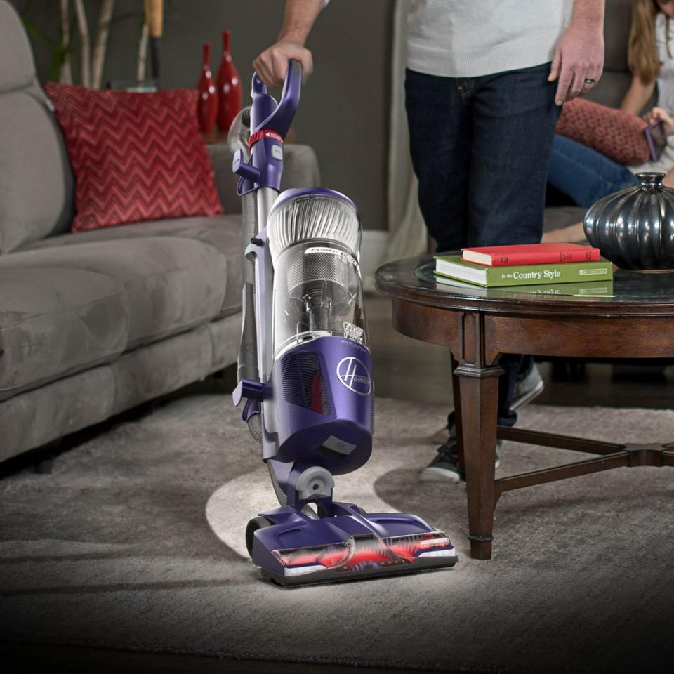 Powerdrive Pet Upright Vacuum Uh74210pc Hoover