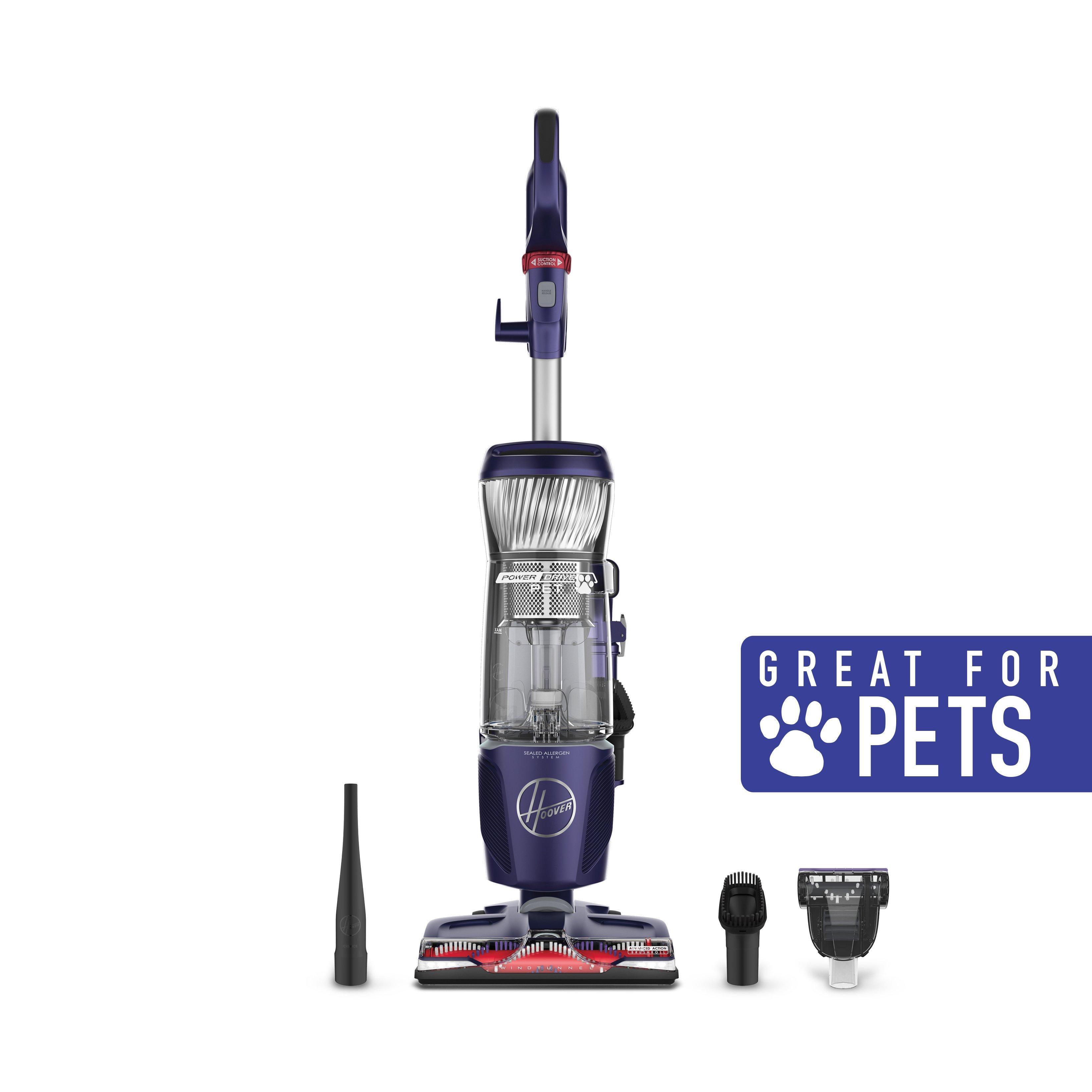 PowerDrive Pet Upright Vacuum