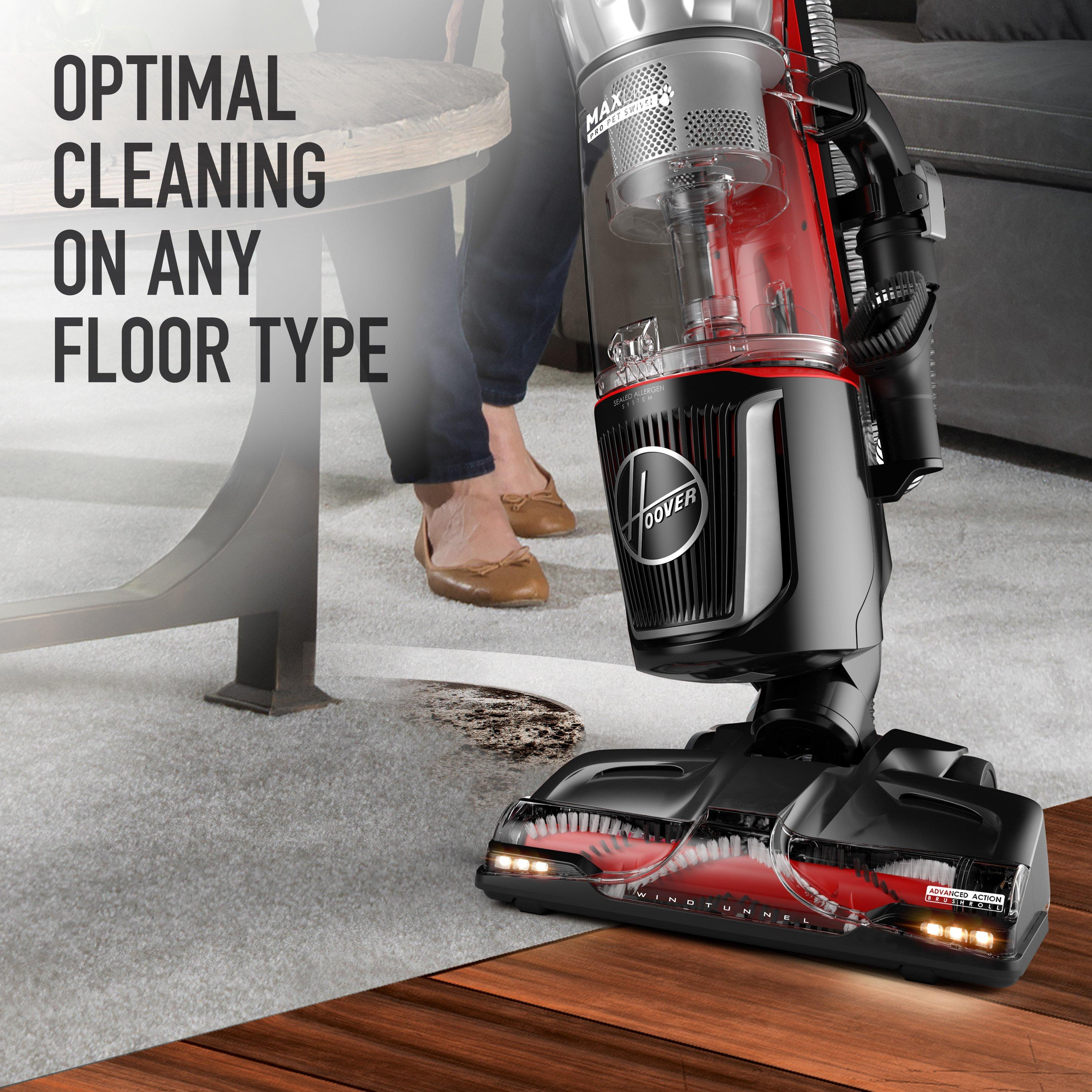 MAXLife Pro Pet Swivel Upright Vacuum6