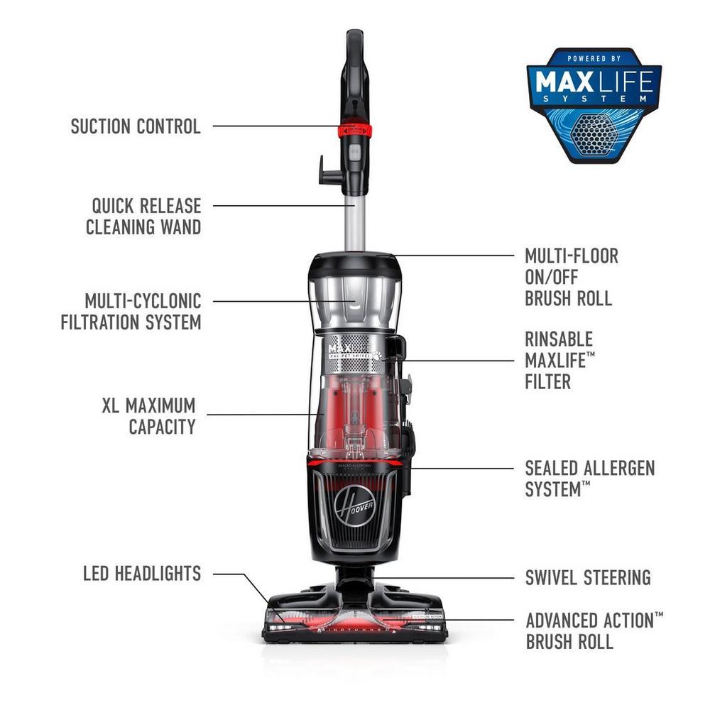 MAXLife Pro Pet Swivel Upright Vacuum7