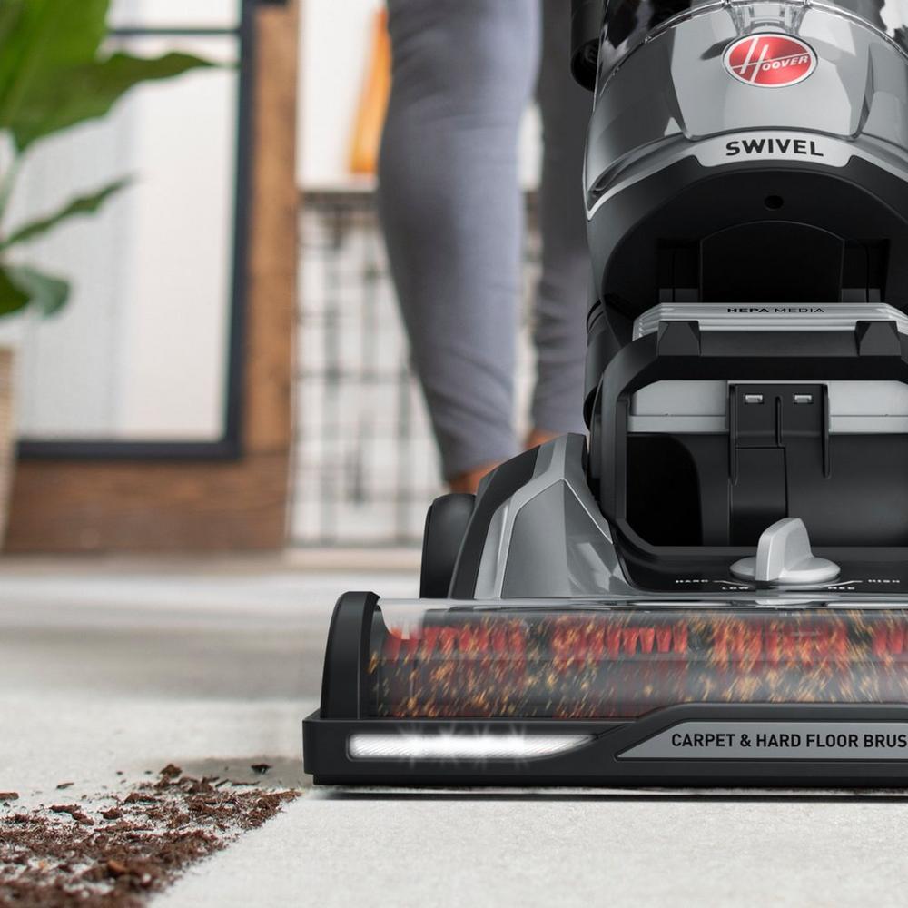 High Performance Swivel XL Pet Upright Vacuum3