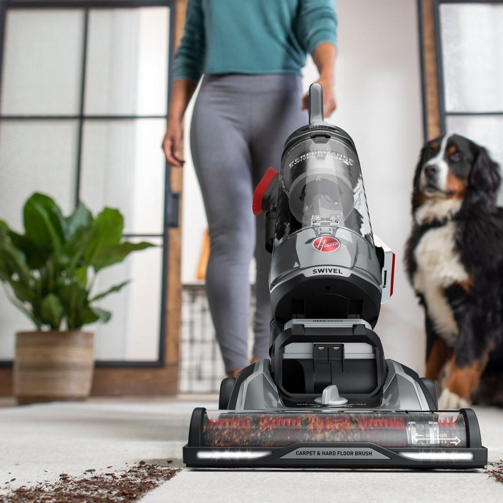 High Performance Swivel XL Pet Upright Vacuum4