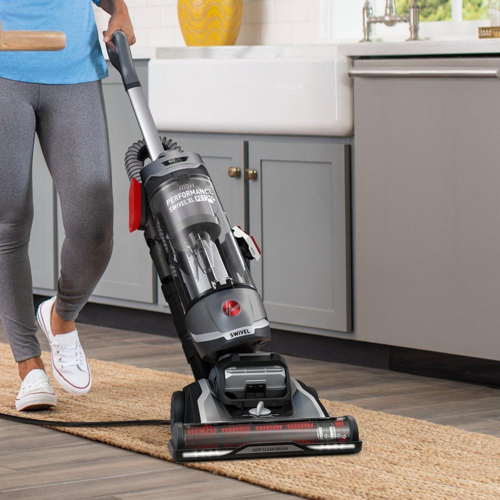 High Performance Swivel XL Pet Upright Vacuum7