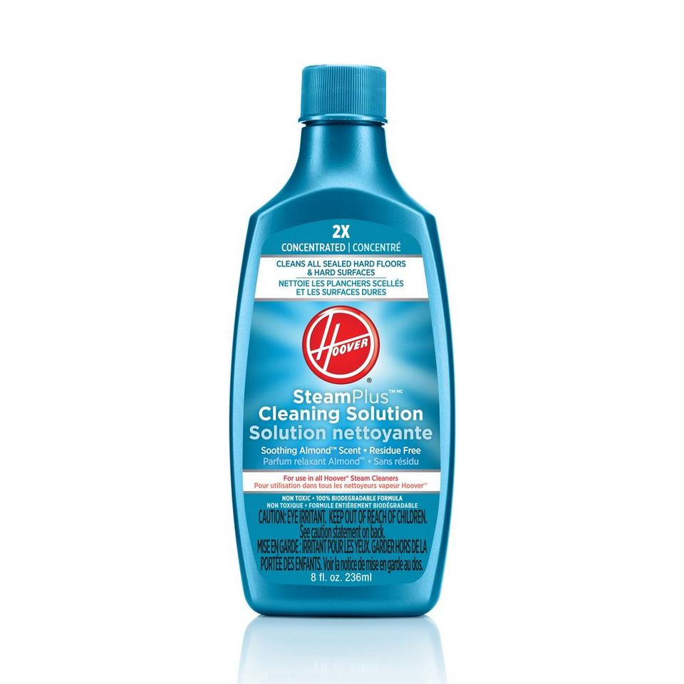 8 oz. 2X Steam Plus Cleaning Solution - WH00005