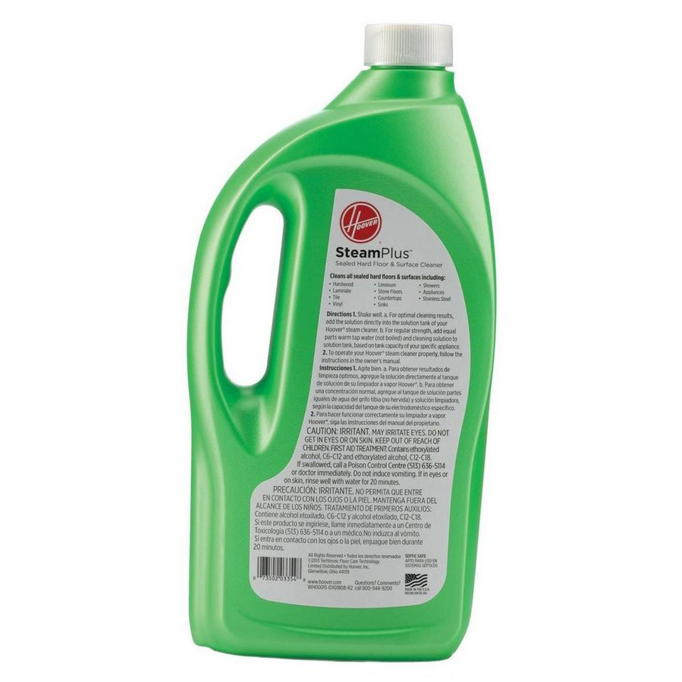 32 oz. 2X SteamPlus Cleaning Solution - WH00015