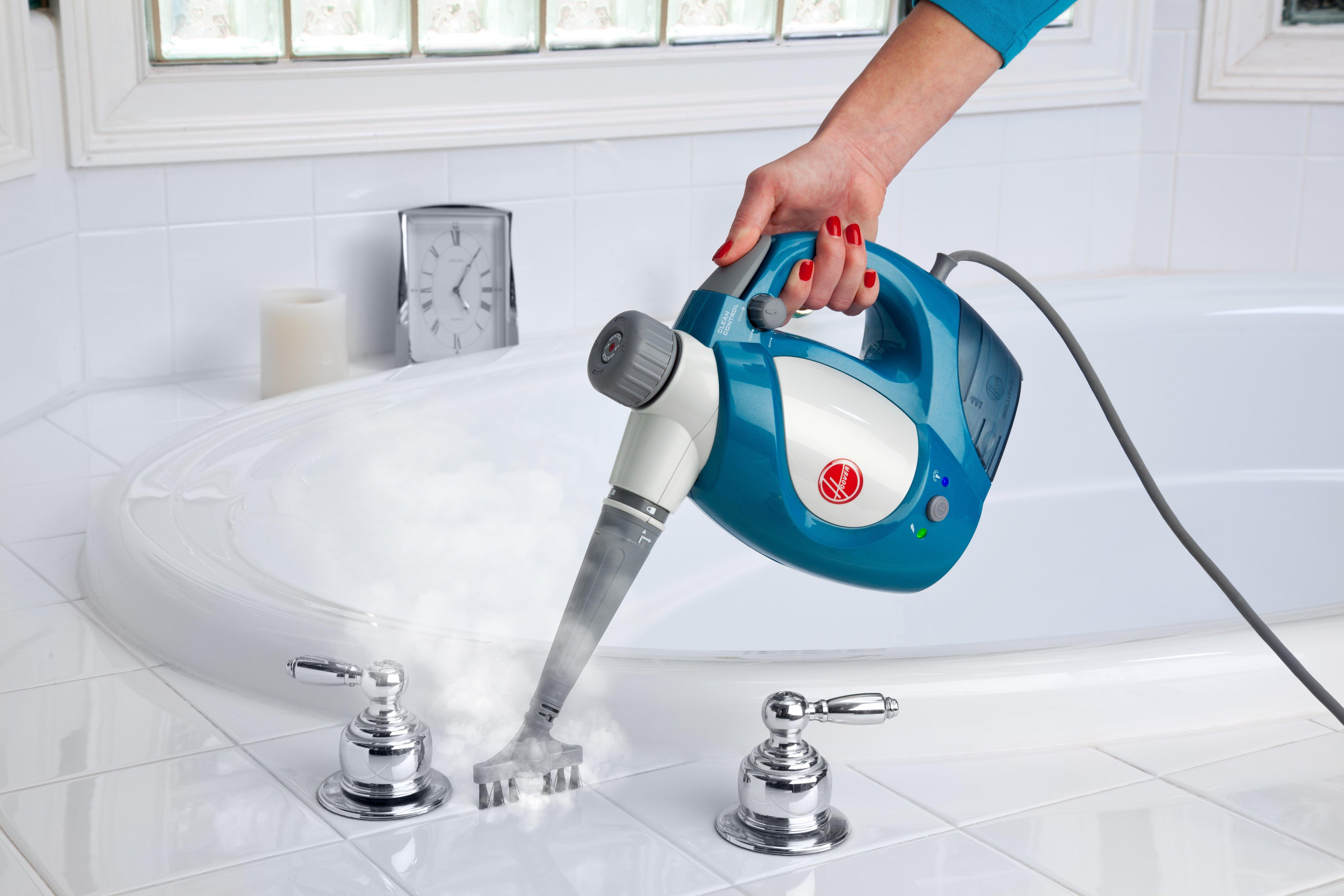 Hoover TwinTank Handheld Steam Cleaner4