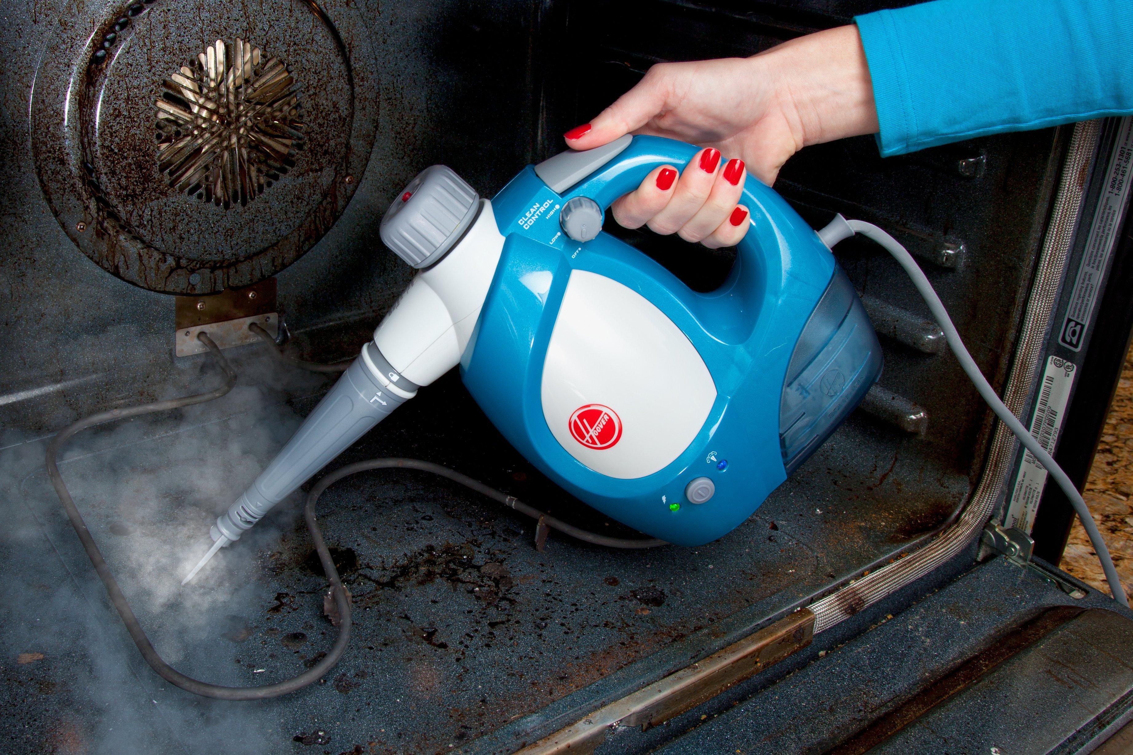 Hoover TwinTank Handheld Steam Cleaner5