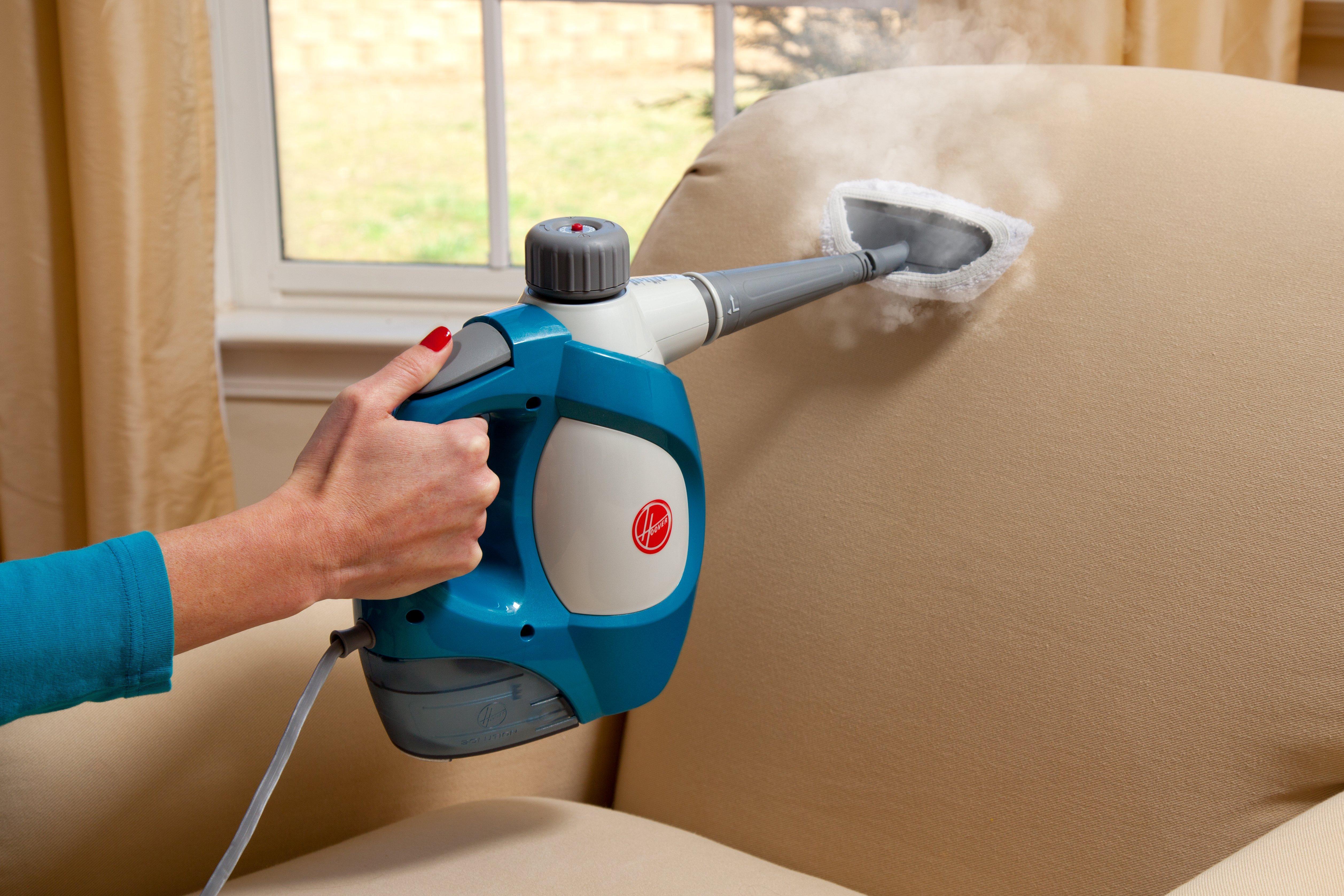 Hoover TwinTank Handheld Steam Cleaner7