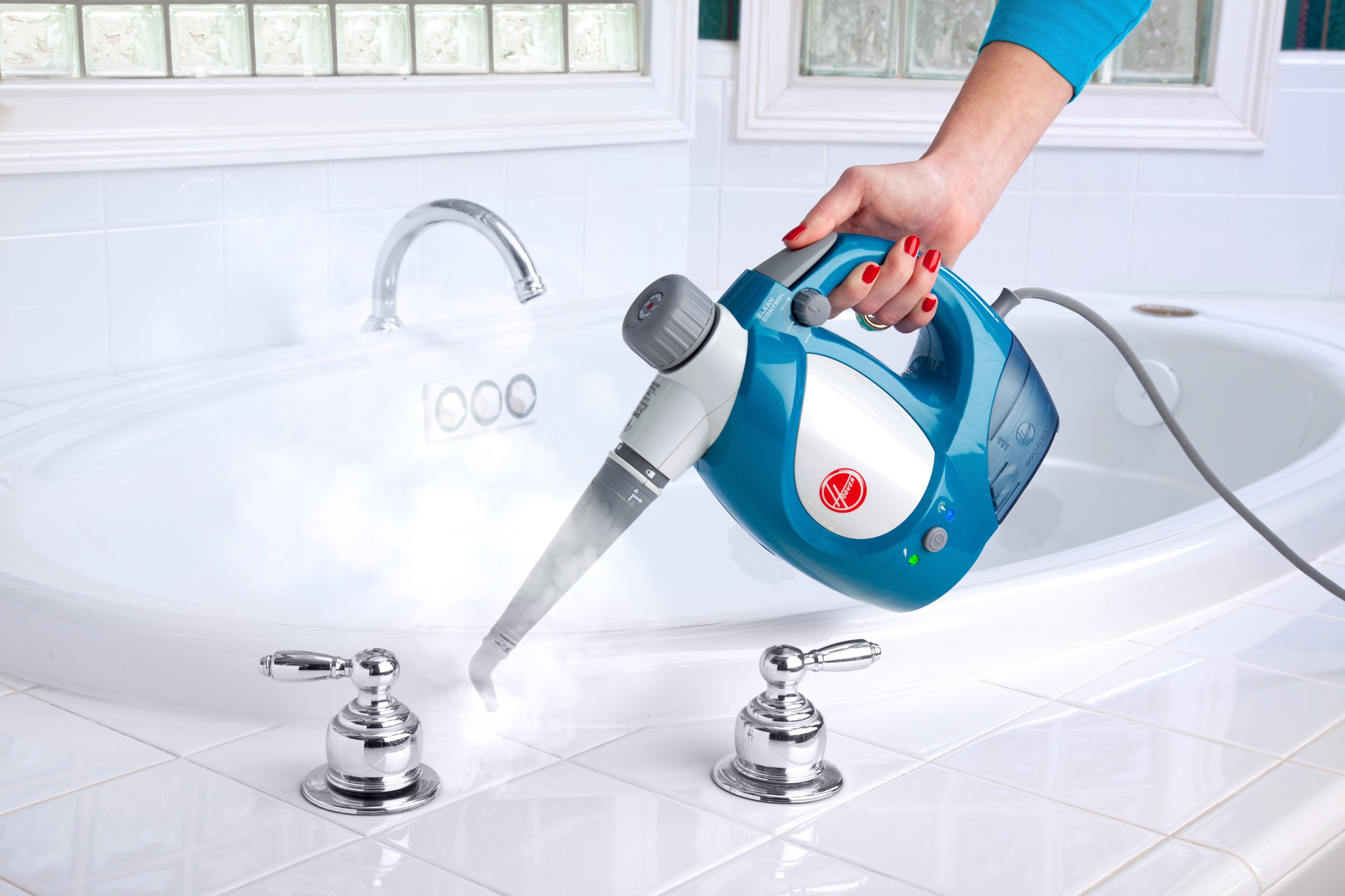 TwinTank Handheld Steam Cleaner6