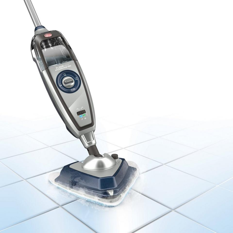FloorMate SteamScrub Pro Steam Cleaner Mop - WH20400