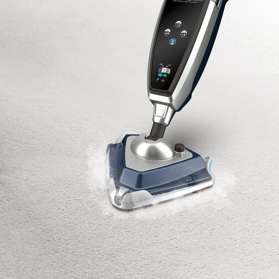 FloorMate SteamScrub Touch Steam Cleaner Mop - WH20420PC