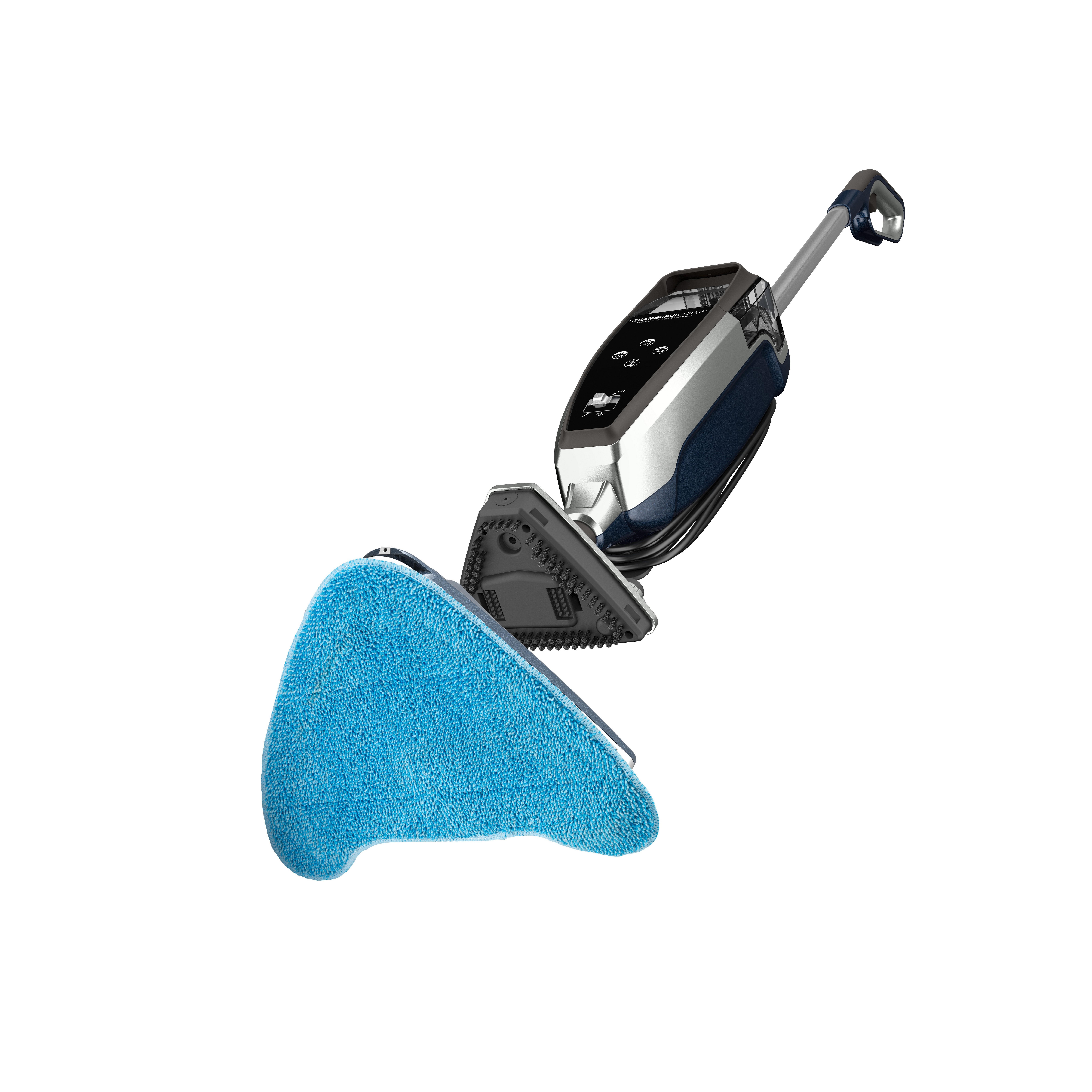 FloorMate SteamScrub Touch Steam Cleaner Mop3