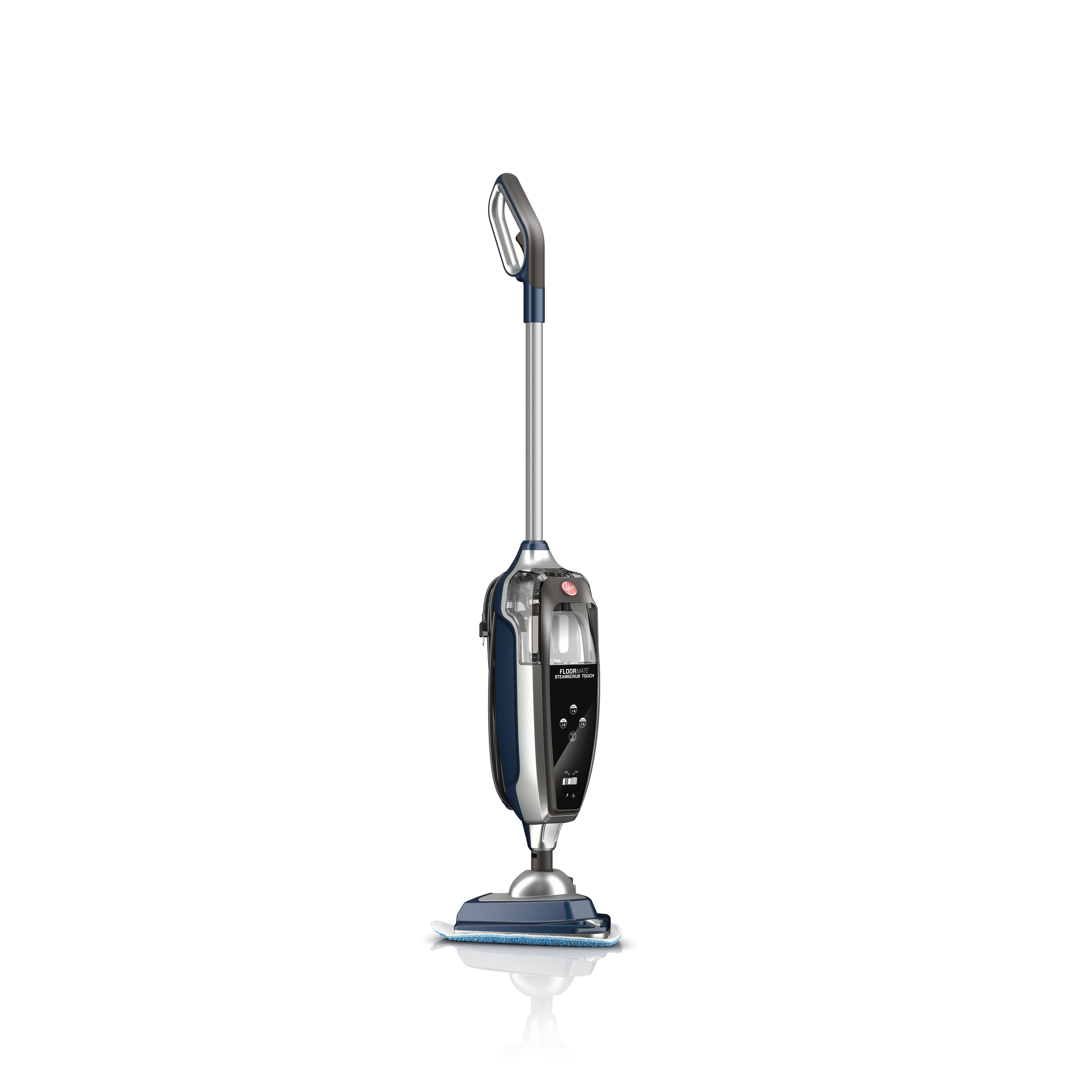 FloorMate SteamScrub Touch Steam Cleaner Mop2